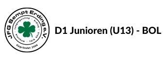 D1 Junioren 21/22