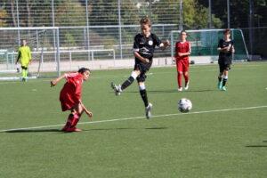 TSV Milbertshofen - JFG Sempt Erding D1 03102021